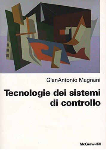 9788838608216: Tecnologie Dei Sistemi Di Controllo