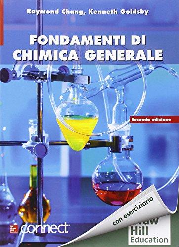 9788838615016: Fondamenti di chimica generale
