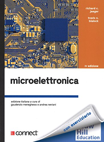 9788838615559: Microelettronica