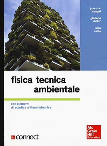 9788838615566: Fisica tecnica ambientale. Con elementi di acustica e illuminotecnica. Con Connect (bundle)