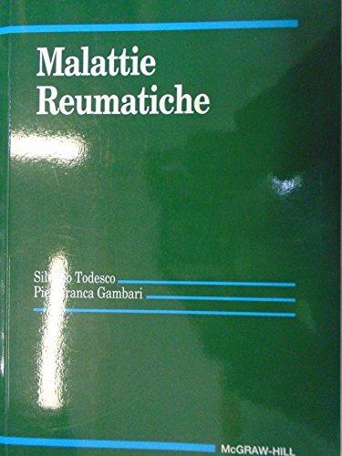 9788838623165: Malattie reumatiche