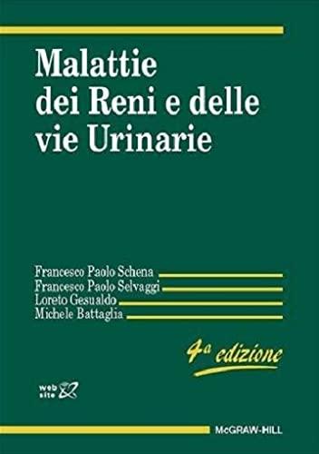 9788838623974: Malattie dei reni e delle vie urinarie