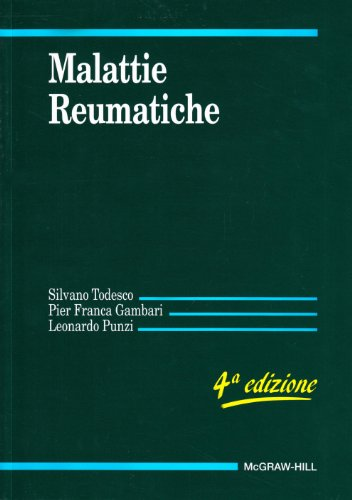 9788838623998: Malattie reumatiche