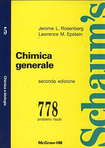9788838650390: Chimica generale. Problemi risolti