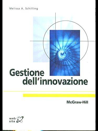 9788838662362: Gestione dell'innovazione (Collana di istruzione scientifica)