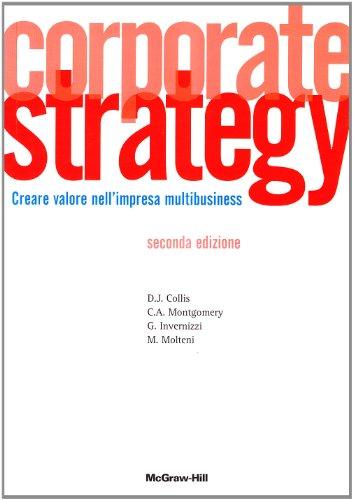 9788838662980: Corporate strategy. Creare valore nell'impresa multibusiness