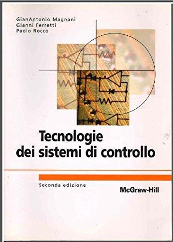 9788838663215: Tecnologie dei sistemi di controllo (Collana di istruzione scientifica)