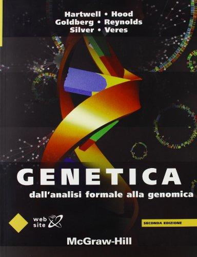 9788838664274: Genetica. Dall'analisi formale alla genomica