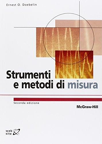 9788838664359: Strumenti e metodi di misura. Con CD-ROM en línea (Collana di istruzione scientifica)