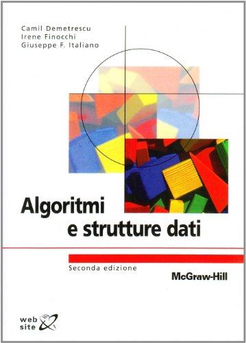 9788838664687: Algoritmi e strutture dati