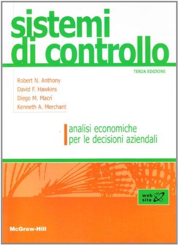 9788838664717: Sistemi di controllo