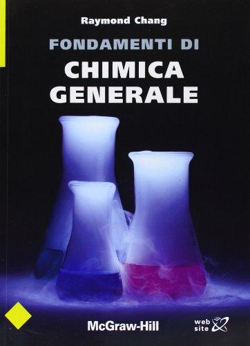 9788838664991: Fondamenti di chimica generale