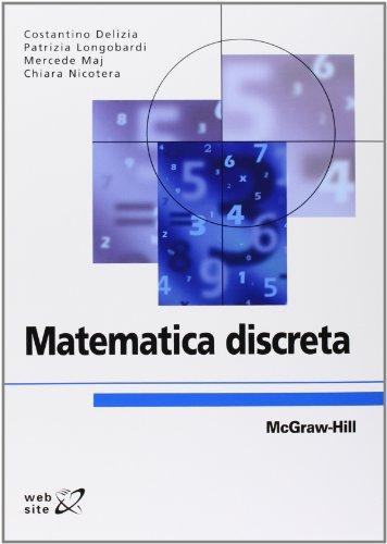 9788838665127: Matematica discreta (College)