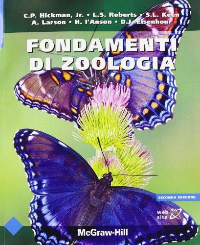 9788838665134: Fondamenti di zoologia