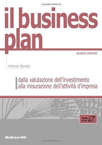 del borrello il business plan mcgraw hill 4a ed