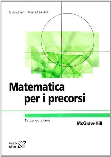 9788838665622: Matematica per i precorsi