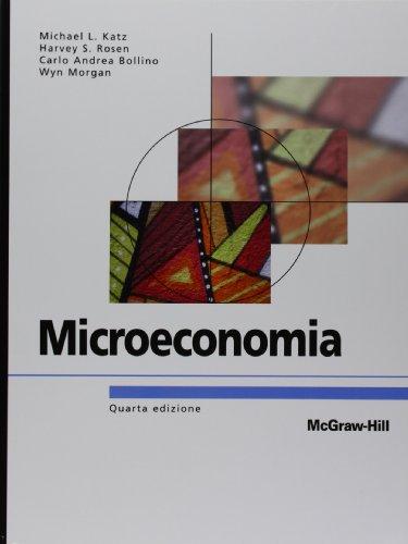 9788838665813: Microeconomia