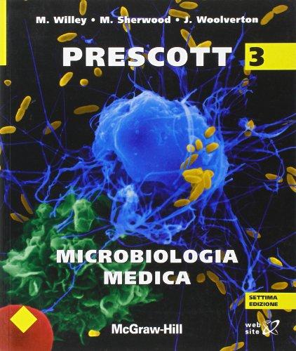 9788838665967: Microbiologia medica: 3 (College)