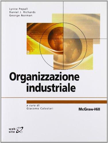 9788838666131: Organizzazione industriale (College)