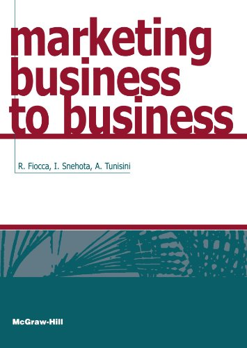Marketing business to business: Renato Fiocca; Ivan