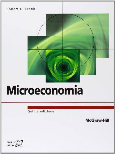 Microeconomia: Frank, Robert H.