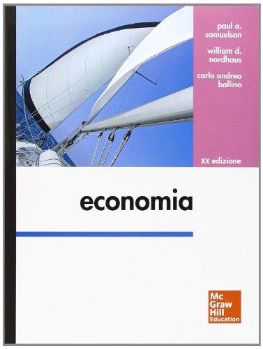 Economia: Samuelson, Paul A.;