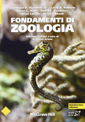 9788838667428: Fondamenti di zoologia