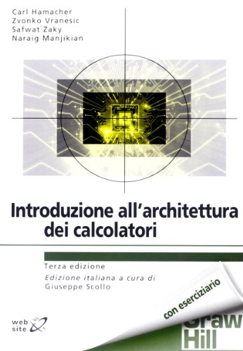 9788838667510: Introduzione all'architettura dei calcolatori