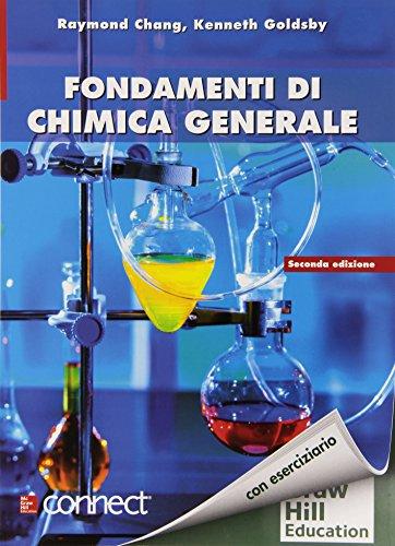 9788838668012: Fondamenti di chimica generale