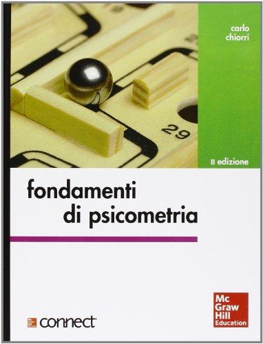 9788838668470: Fondamenti di psicometria. Con Connect