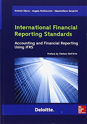 the ifrs internation financial reporting standard