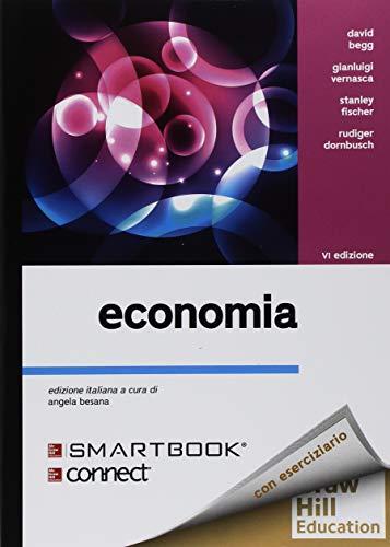 9788838694769: Economia. Con Connect