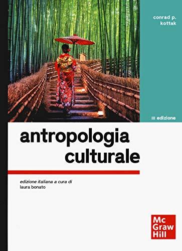 9788838695643: Antropologia culturale