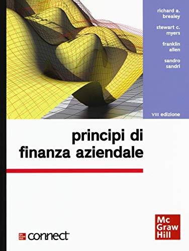 9788838695711: Principi di finanza aziendale. Con Connect