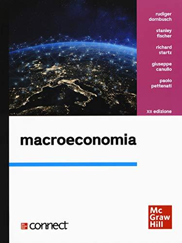 9788838695773: Macroeconomia. Con Connect