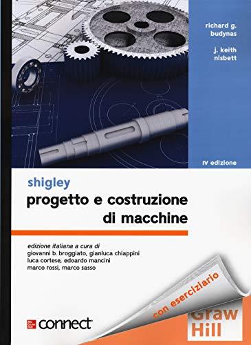 9788838696350: Progetto e costruzione di macchine. Con Connect