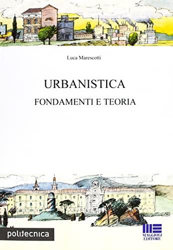 9788838742262: Urbanistica