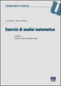 9788838767265: Esercizi di analisi matematica: 1