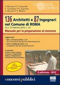 136 architetti e 87 ingegneri nel comune: 136 architetti e