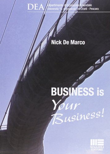 9788838777820: Business is your business!