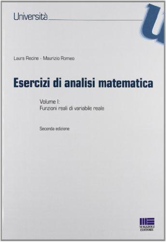 9788838777882: Esercizi di analisi matematica: 1
