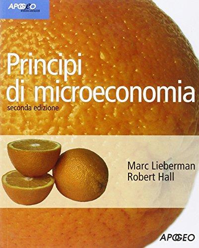 9788838785733: Principi di microeconomia
