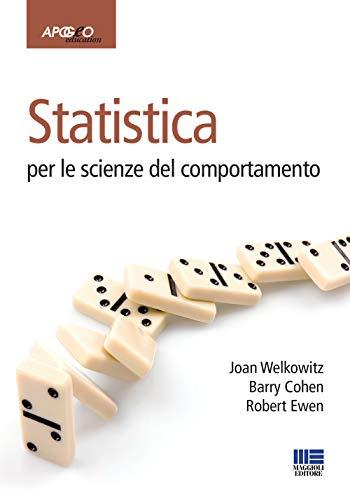 9788838786228: Statistica per le scienze del comportamento