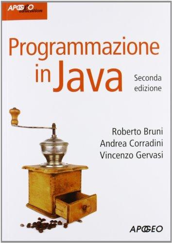 9788838786358: Programmazione in Java. Con CD-ROM