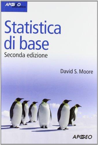 9788838786426: Statistica di base