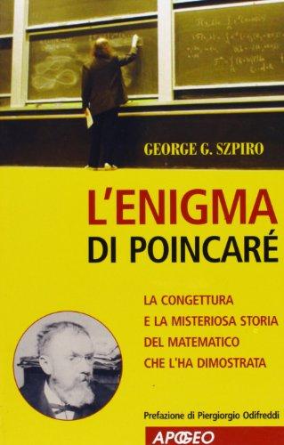 9788838787867: L'enigma di Poincaré