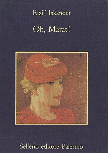 9788838905513: Oh, Marat! (La memoria)