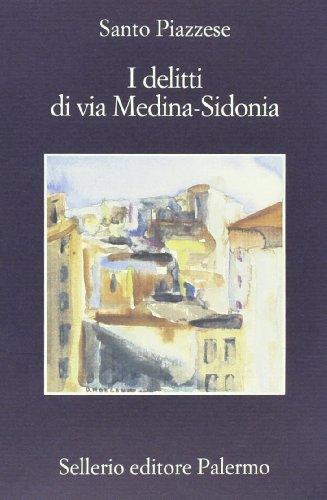 9788838912344: I delitti di via Medina-Sidonia (La memoria)