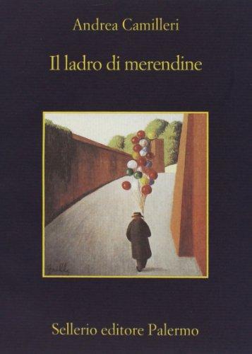 9788838913198: Il Ladro Di Merendine