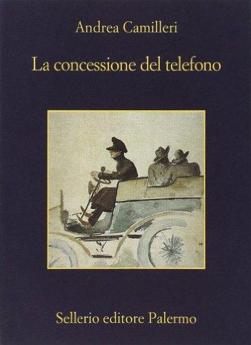 9788838913440: La Concessione Del Telefono (Memoria) (Italian Edition)